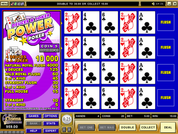 Juegos gratis de casino joker poker treasure island casino nevada